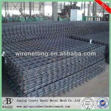 welded rebar concrete foundation reinforcement mesh