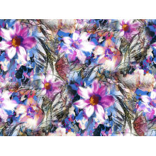 Fashion Swimwear Fabric Digital Printing Asq-053