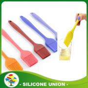 Escova de óleo de silicone e utensílios de cozinha