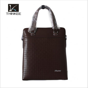 2016 Wholesale Men's Nice Imported Crocodile Genuine Leather Laptop Bag
