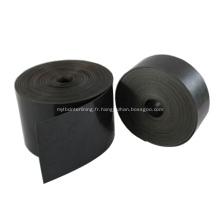 Ruban d'emballage de revêtement thermorétractable thermorétractable appliqué à chaud