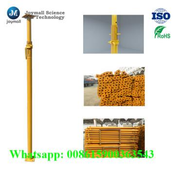 1.8-4.6m Adjustable Steel Props Jack Apuntalamiento Andamio Prop para la venta