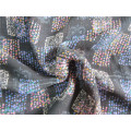 Нанометр Crepe шифона ткань для одежды (XSC014)