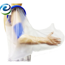 One Year Warranty Available Sample Waterproof Plaster Cast Cover Adult Arm