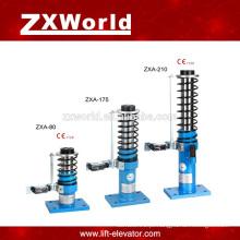 ZXA-80 & ZXA-175elevator tampão de óleo / dispositivos de segurança de elevador / buffer de elevador