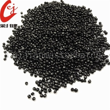 Black Injection Molding Masterbatch Granules
