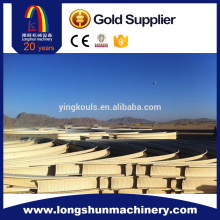 LS-600-305 Arch Sheet For Roof Of Car Shed In Doha