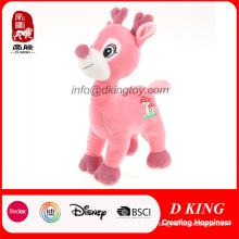 Cute Animal Plush Toy Stuffed Deer for Children