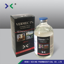 Ivermektin dan Clorsulon Injection