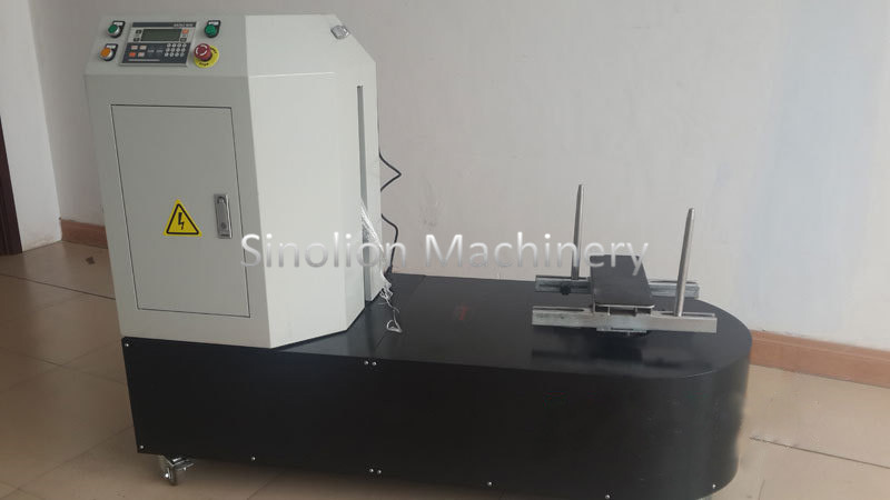Automatic Luggage Wrapping Machines
