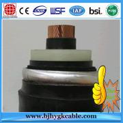 1 * 1400/135 mm2 38/66 (72,5) kV AL / XLPE / CWS / AL-PE / HDPE