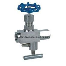 Multi-Functional Pressure Gage Needle Valve- Pressure Gage Needle Valve-Ferrule Needle Valve