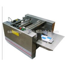 Cheap gold supplier newest date hot ink roll coder marking machine