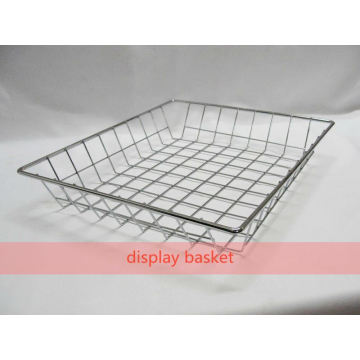 OEM design small wire kids picnic baskets