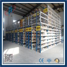 China Manufacturers Warehouse Mezzanine Racking System