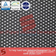 100% polyester mesh fabric for sportswear and car etc.