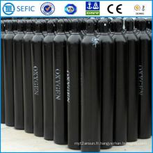 Cylindre industriel sans couture à haute pression de l'oxygène 40L (ISO9809-3)