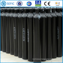 40L High Pressure Seamless Steel Industrial Oxygen Cylinder (ISO9809-3)
