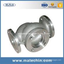 Custom Precision aço inoxidável fundição CNC usinagem peças da China Factory