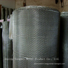 Galvanized Square Wire mesh for Machine Guard
