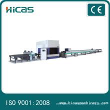 Prix de pulvérisation de la machine à peinture électrique avec 4 mètres Conveyer