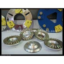 4 '' * 5 / 8-11 алмазных дисков с алмазным покрытием
