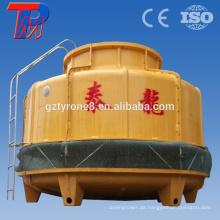 Gegenstrom FRP Open Typ Gelb Keramik Kühlturm