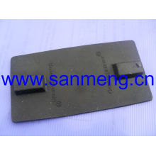 Custom Made Adhesive Silicone Rubber Bumper Pad