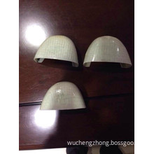 Fiberglass Toe Caps for Safety Shoes