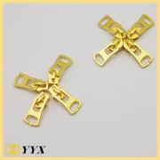 High quality zinc alloy zipper pullers