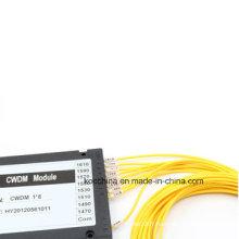 CWDM fibre optique pour émetteurs et lasers à fibre