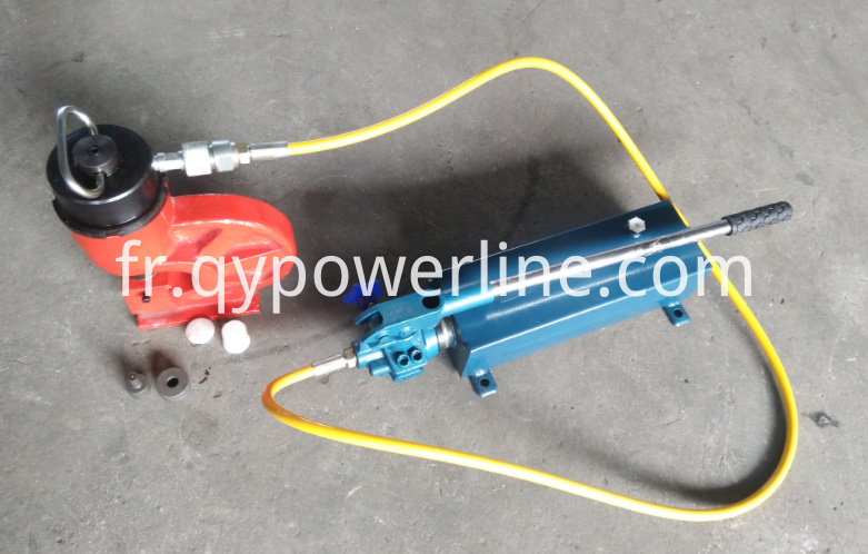 Manual Hydraulic Pump and Hydraulic Puncher