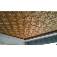 Wall Art 3D Living Room  Wallpaper , Fashion Ceiling Mural