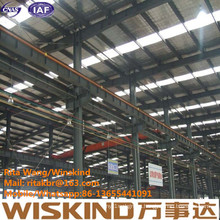 Steel Structure Building Construction Factory