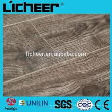 Piso de madeira imitado / piso laminado clique fácil