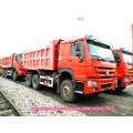2018 Sinotruk Howo 6x4 Dump Truck tipper