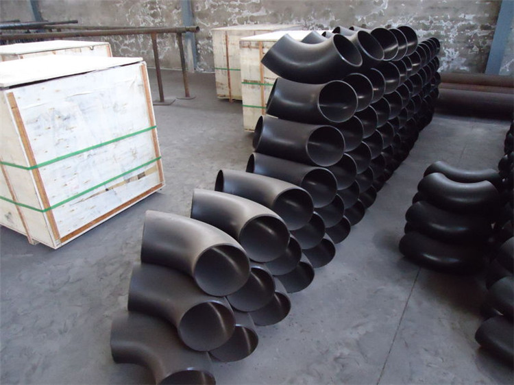 Alloy steel 90 deg elbow