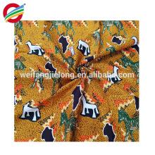 La cera africana verdadera barata imprime la tela buena después de la venta