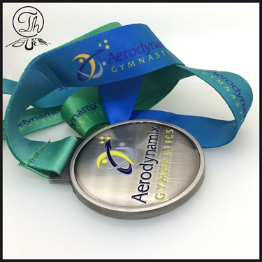 Gymnastics medallion