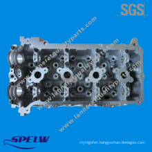 Bare Cylinder Head for Toyota Hiace/Hilux