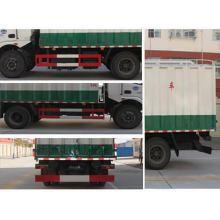 Caminhão de transporte DONGFENG 4x2 8-12TONS granel grãos