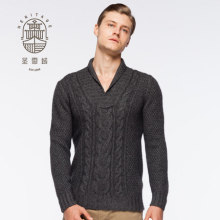 70% kapas 30% kasmir sweater