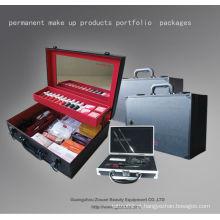 Profissional permanente maquiagem kit de tatuagem (zx081)
