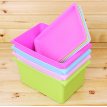 Colored Storage Box