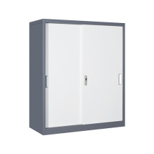 Metal Half filing cabinet libraray steel wardrobe