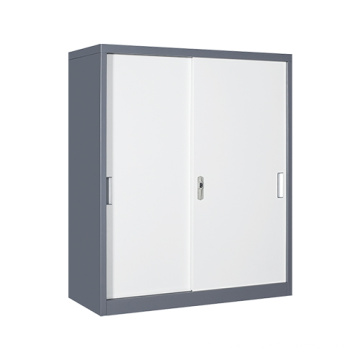 Half height steel cabinet factory storage solutions