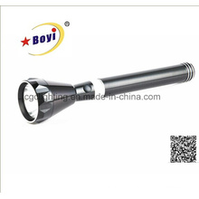 High Power Aluminum LED Rechargeable Flashlight (CGC-Z201-3D)
