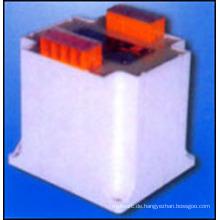 Gefäßummantelter Transformator