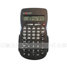 56 Funktionen 10 Ziffern Display Portable Scientific Calculator mit rückseitiger Abdeckung (LC710)