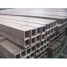 Rechteckige Metallrohre aus verzinktem Vierkantstahlrohr